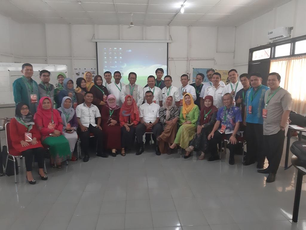 Diklat Teknis Reformasi Birokrasi Bagi ASN Provinsi Sumatera Barat di BPSDM Prov. Sumbar