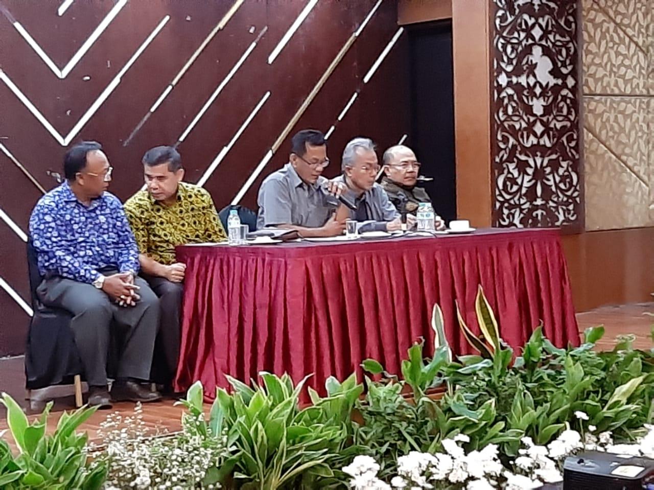 Keseriusan Pimpinan dalam Percepatan Pelaksanaan Reformasi Birokrasi Provinsi Sumatera Barat