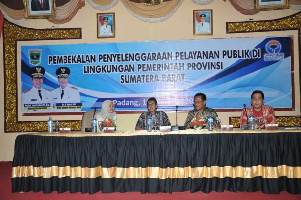 Pemprov Sumbar Jadi Pilot Project SP4N-LAPOR, Masyarakat Sumatera Barat Tidak Dilayani Lapor Kesini!
